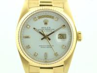 This is a Rolex, Day-Date for sale by Sarasota Watch