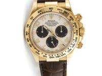 Pre-Owned Rolex Daytona (116518) self-winding automatic