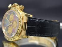 Mint condition Rolex Daytona 116518 yellow gold 18k