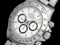 Rolex Daytona 16520 powered by a Zenith movement in
