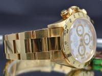 Rolex Daytona 16528 Zenith Factory Diamonds Dial Full