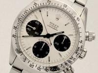 Watch Specifics Brand- Rolex Model- Daytona Reference