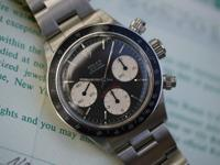 Very nice vintage Rolex Daytona 6263 big red, from one