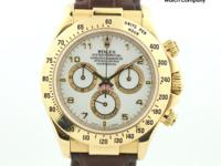 This is a Rolex, Daytona for sale by Sarasota Watch