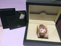 Rolex Oyster Perpetual 18k gold Daytona Leopard, this