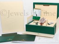 Rolex Daytona Chronograph 18k Everose Pink Gold