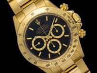 """ROLEX REF 16528 FIRST SERIES BLACK DIAL """"FLOATING"""""""
