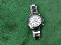Rolex Daytona - white face. I have an exceptional Rolex