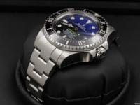 """Rolex Deep Sea-Sea Dweller, DSSD, D-BLUE, aka """"James"""