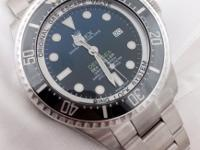 Manufacturer Rolex Model Name Deep Sea Sea Dweller