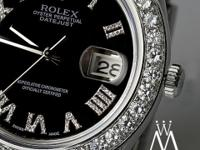 Rolex DateJust II Watch comes with Box & Papers All our
