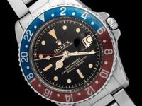 Rolex GMT Masters from the early 1960s are works of