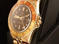 We always appreciate a good GMT-Master 1675 like this