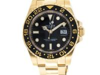 Pre-Owned Rolex GMT Master II (116718) self-winding