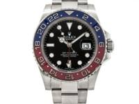 Pre-Owned Rolex GMT Master II (116719) self-winding