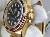 Manufacturer Rolex Model Name GMT Master II SARU Model