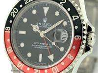 This Rolex GMT-Master II Is In Satisfactory Condition