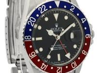 This Vintage GMT-Master Is iN Excellent Condition For