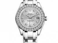 80299 sd Rolex. Rolex Lady-Datejust Pearlmaster has 18K