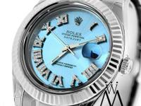 Rolex Datejust II Authentic Watch comes with Box &