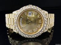 An amazing condition Customized Rolex Day-Date 2