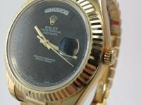 This is a Rolex, Day-Date II for sale by Honolulu Time