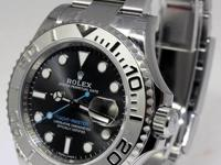 NEW Rolex Yacht-Master 40 Steel & Platinum Watch