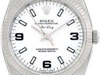 Case: Original Rolex new bolder style stainless steel