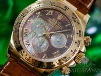 Features Chronograph Caseback Solid 18k Yellow Gold