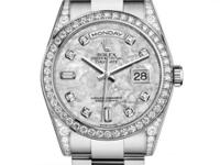 118389 mdp Rolex This watch has 36.00 mm 18K white gold