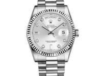 118239 sdp Rolex This watch has 36.00 mm 18K White gold