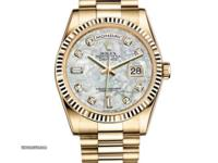 118238 mdp Rolex This watch has 36.00 mm 18K yellow