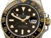 Rolex Watches - GMT-Master II Steel and Gold Style No: