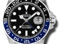 Rolex Watches - GMT-Master II Steel Style No:
