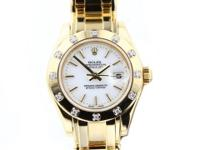 Rolex Oyster Perpetual Ladies Datejust Ladies Circa