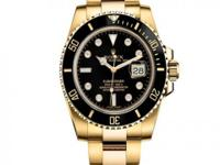 116618-Bkd Rolex. This men`s watch has 18K Yellow Gold