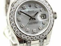 Rolex Pearlmaster 29mm MOP Dial 18K White Gold Ref.