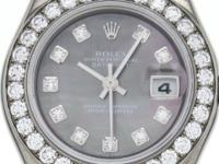 This is a Rolex, Pearlmaster for sale by Accar Ltd. The