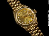 Country of origin: Switzerland Maker: Rolex Model: Ref.