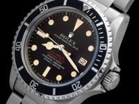 The Rolex Sea-Dweller is the beefier cooler Submariner,