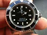 *** PRICE REDUCED!*** I have for sale a Genuine Rolex