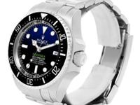 Case:Stainless steel oyster case 44.0 mm in