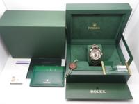 Up for sale is a MINT TZ 97% condition Rolex SkyDweller