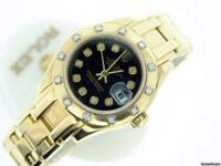 Genuine Rolex - Like New w/Box & Papers THIS IS A