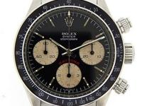 Rolex stainless steel vintage 1978 Daytona Big Red,