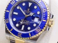 Rolex Submariner 116613 116613LB Ceramic Dark Blue