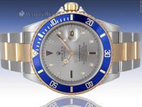 Features Chronometer Certified Strap/Bracelet Rolex