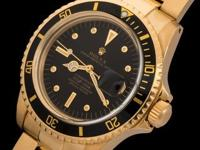 Rolex Submariner 1680 fitted with a radial and nipple