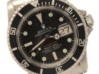 Watch Specifics Brand- Rolex Model- Submariner