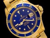 The Rolex Submariner 1680 is a sporty elegant watch